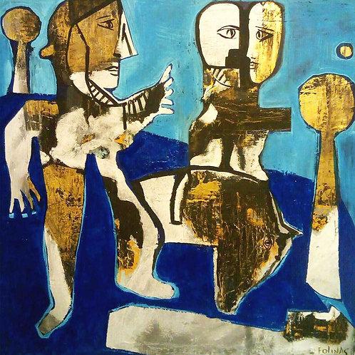 Stefanos Folinas   Painting