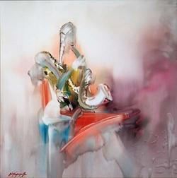 Nefelie Ptochopoulou the art cocoon