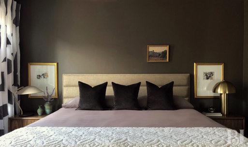 Becca Jarrad Design Studio, Chicago interior designer, bedroom interior design
