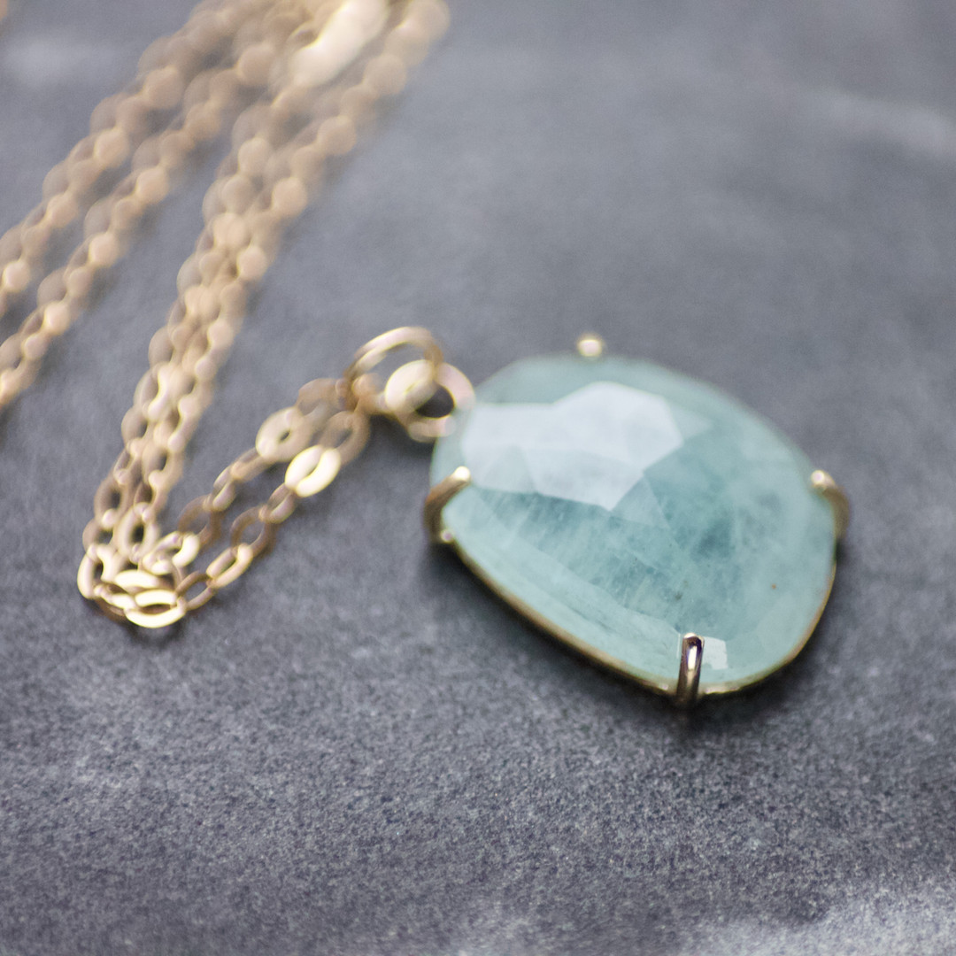 Aquamarine Gold Necklace.jpeg