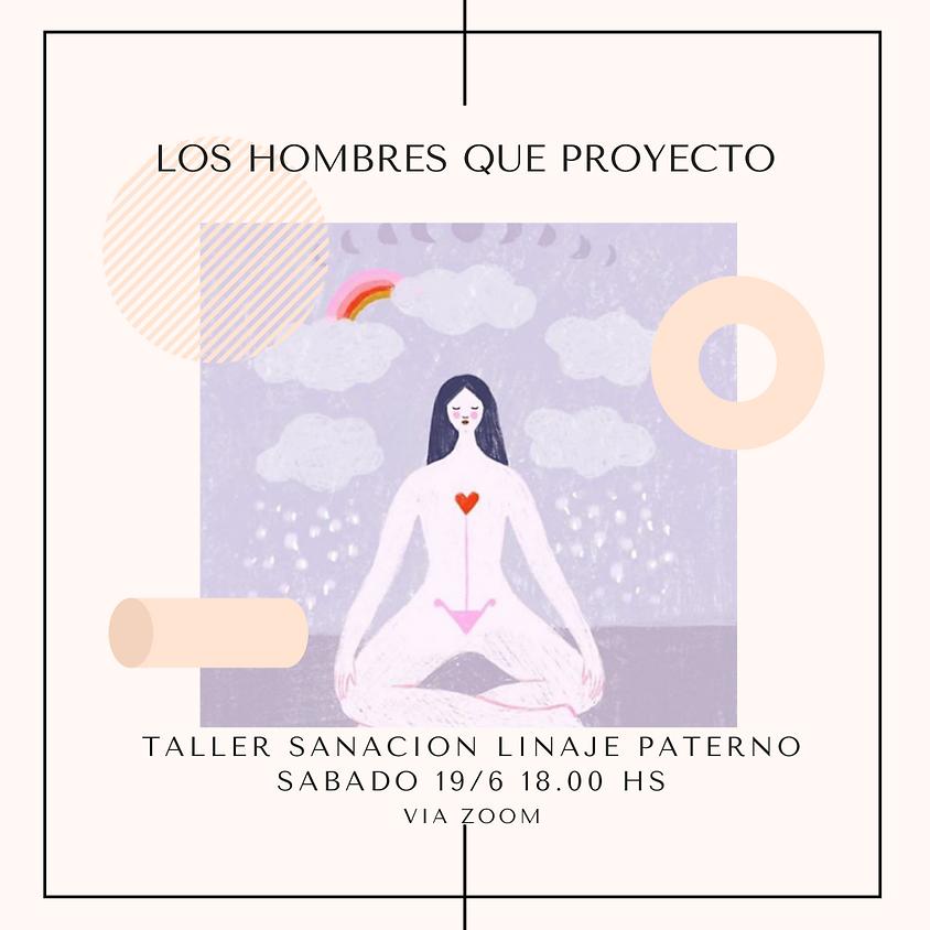 Los hombres que proyecto - Conectar con el Sagrado Masculino - Via ZOOM