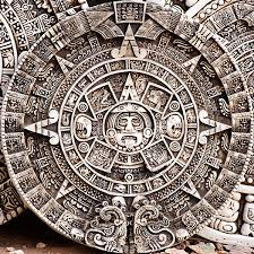 Charla abierta sobre Sincronario Maya