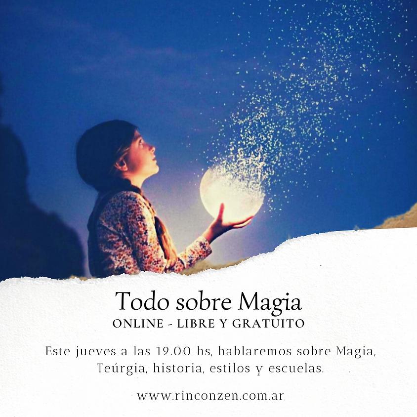 Todo sobre Magia - Libre y gratuito