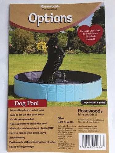 Rosewood Dog Pool - Small, Medium and Large