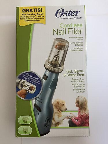 Oster Cordless Nail Filer