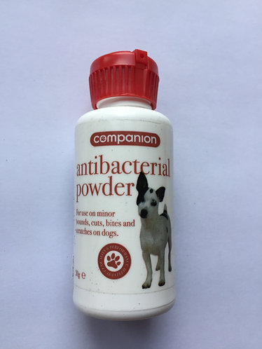 Companion Antibacterial Powder