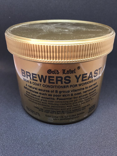 Gold Label - Brewers Yeast 300g
