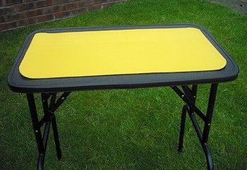 Grooming Table Over-Mat