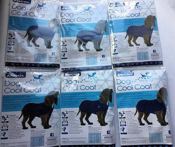 Ancol Cool Dog Coat