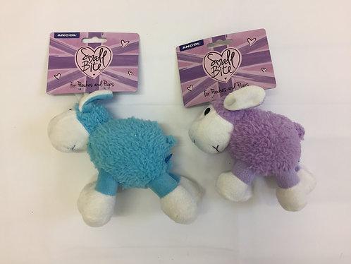 Ancol Small Lamb Dog Toy