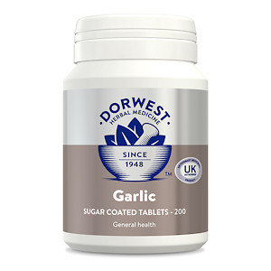 Garlic Tablets for Dogs & Cats (200 tablets)