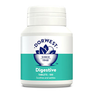 Digestive Tablets for Dogs & Cats