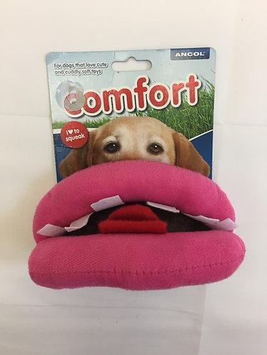 Ancol Goofy Dog Grin Lips