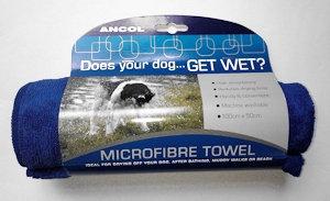 Ancol Microfibre Towel