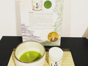 Matcha-Fumai aus Matsue