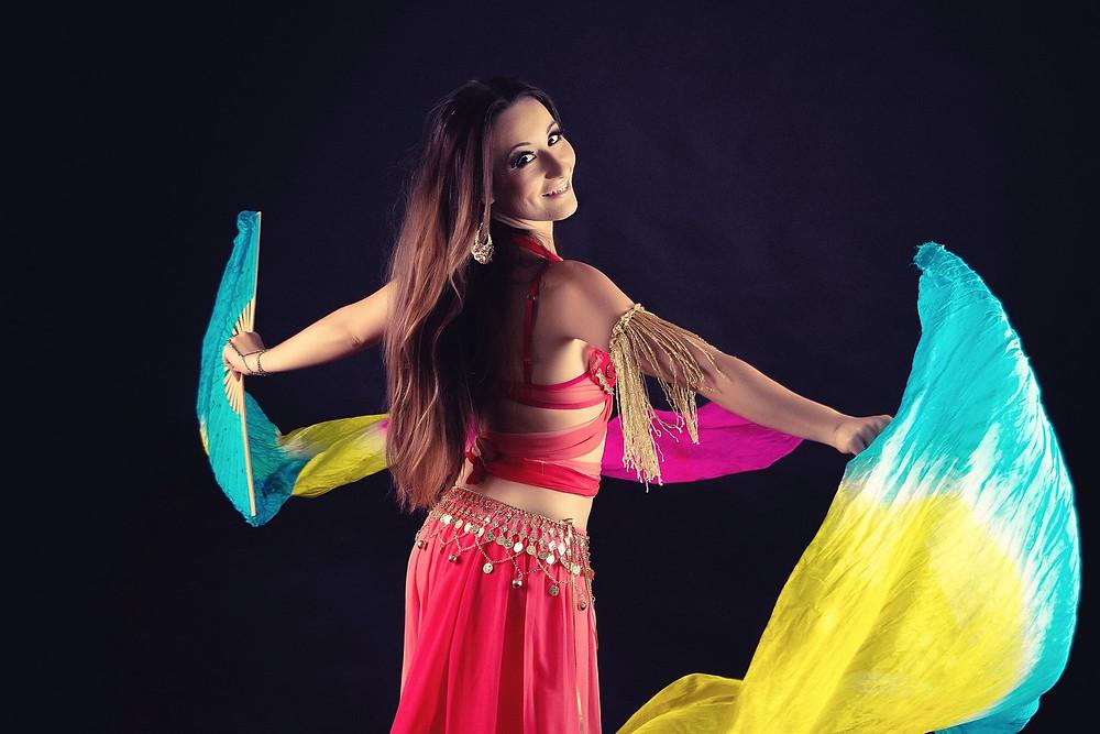 Arabic Dance Workshops for Schools