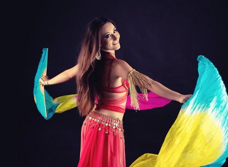 Book Arabic Dance Workshops for Schools - Primary School - Secondary School
