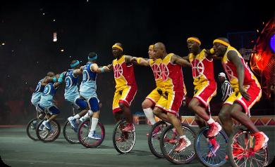 Kings Charles Unicycle  - New York