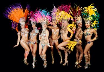 Samba dancers 2