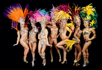 Samba Dancers for Hire