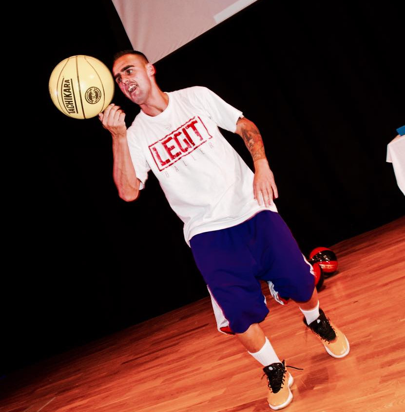 Lukas Basketball Freestyle