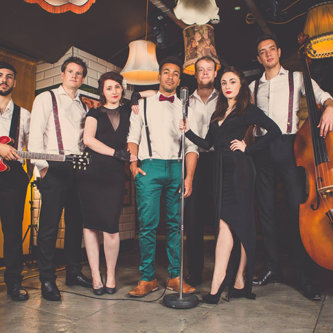 Bond Street - Jazz Band