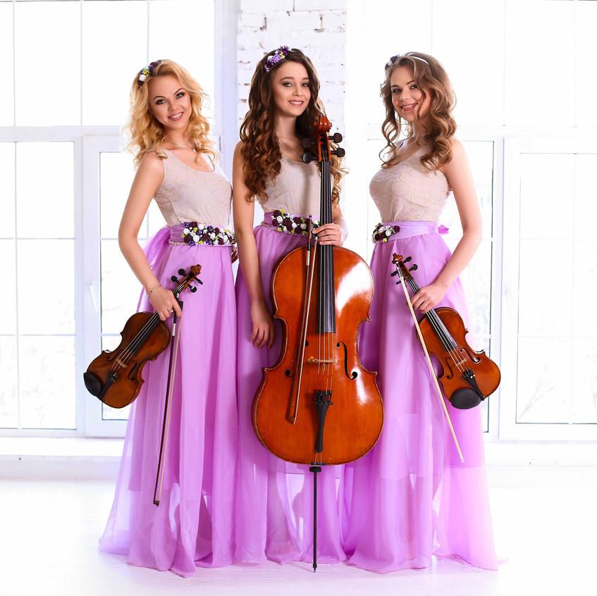 EUPHORIA ladies band Russia