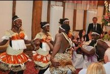 African Dancers for hire