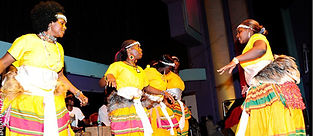 Hire African drumming and dancers