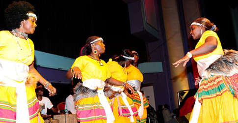 Book African Music