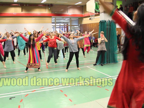 Bollywood dance workshops for primary and secondary schools | Red Panda Workshops
