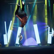 Acrobatics shows