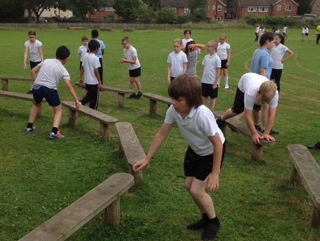 Parkour workshops for primary and secondary schools | Red Panda Workshops