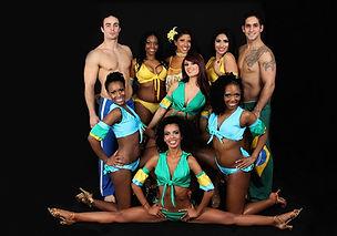Samba dancers london