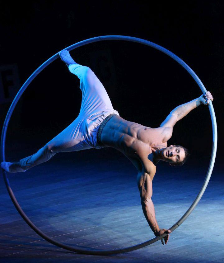 Wheel Acrobat Hire