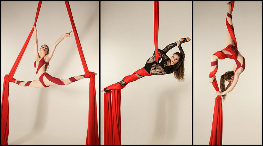 Aerialist hire