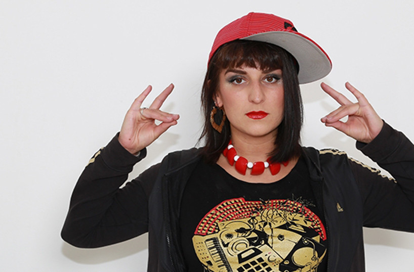 Bellatrix female beatboxer - UK