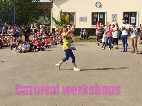 Book Carnival Workshops for Primary and Secondary Schools | Red Panda Workshops