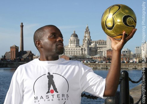 Hire Football Freestyler for Events and Workshops - UK