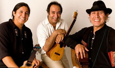 Hire Peruvian music band