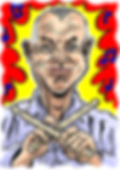 Cartoonist and Caricaturist - London