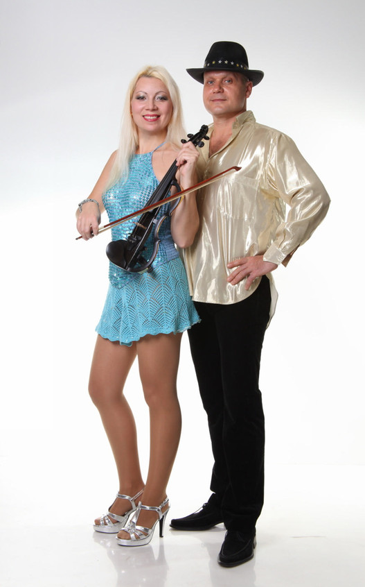 Duo Victory singers
