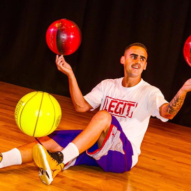 Basketball Freestylers Hire