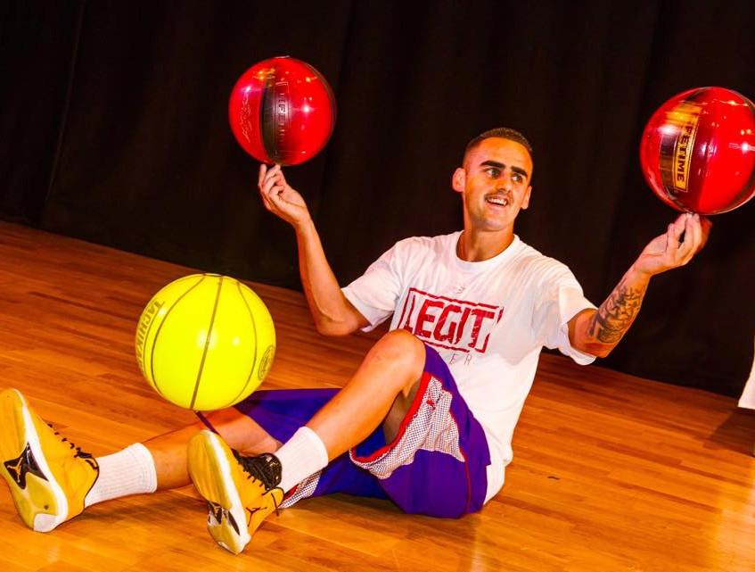 Puskas Basketball Freestyle