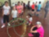 Hula Hoops workshops