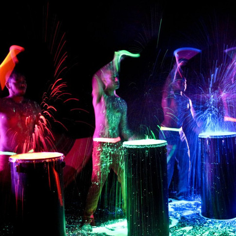 LED Drummers London