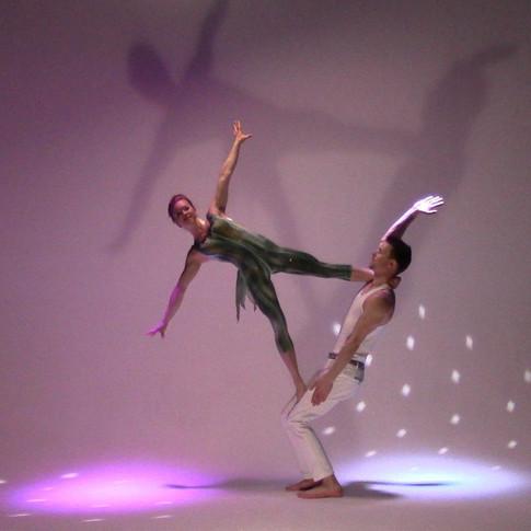 Acrobatic Show Act - Wheel Sensation