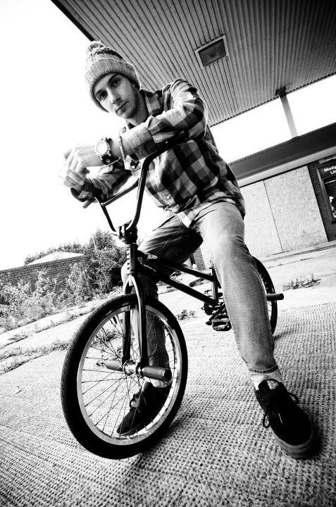 BMX Freestyler Based in Bristol UK
