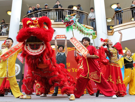 Book Chinese Dance Workshops for Schools - Primary School - Secondary School