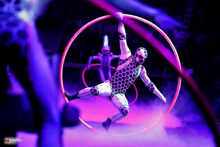 Russia circus